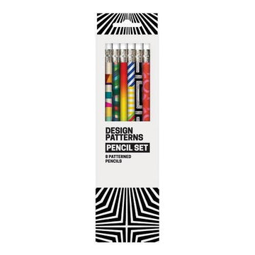 Cooper Hewitt Design Patterns Pencil Set