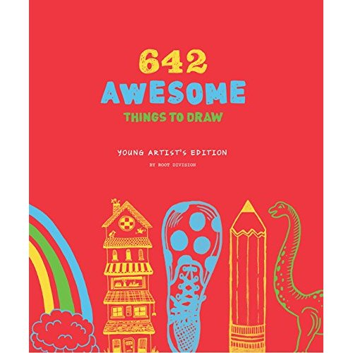 642 Awesome Things to Draw: Young Artists Edition