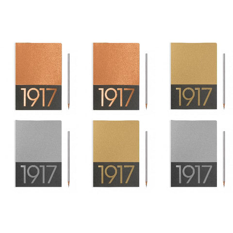 1917 Metallic Edition Jottbook - Medium