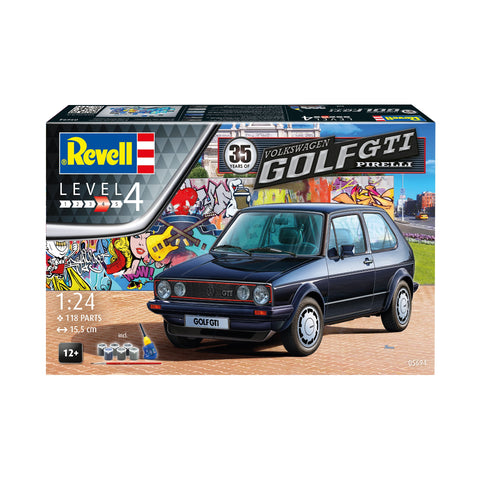 35 Years VW Golf 1 GTI Pirelli