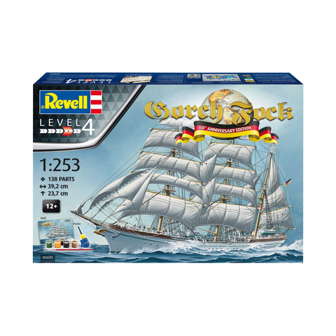Gorch Fock - 60th Anniversary Edition