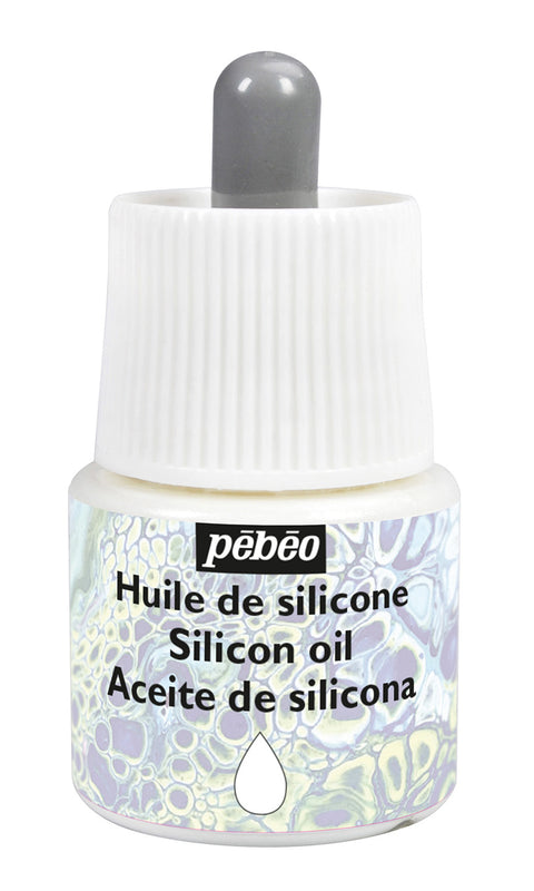 Pebeo Studio Acrylics - Silicone Oil - 45ml