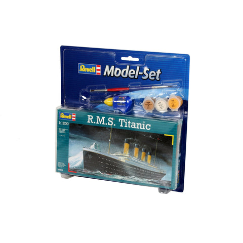Model Set R.M.S. Titanic