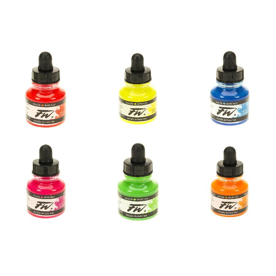 Dr Fw Acrylic Ink Fluorescent