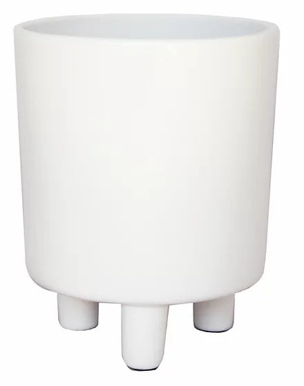 Pisa White Planter