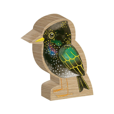 Starling Block Bird