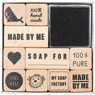 Rico - Stamp Set Soap Fsc 100%