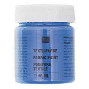Rico - Fabric Paint Ultramarine