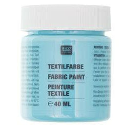 Rico - Fabric Paint Turquoise