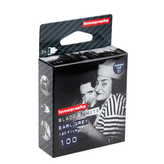 Lomography Earl Grey B&W Film 120mm - 3 Pack 100 ISO