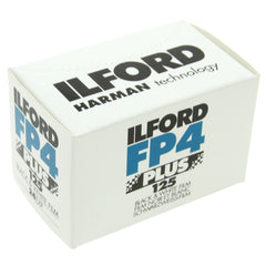 ILFORD FP4 PLUS at ISO 125 - 35mm Film