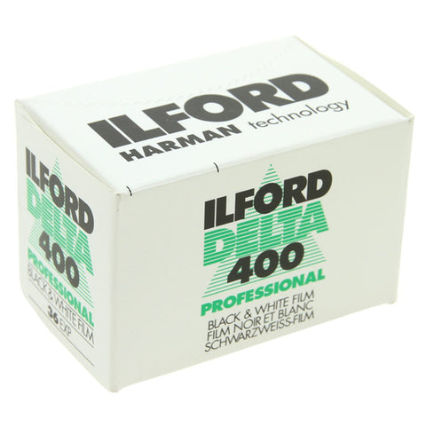 ILFORD DELTA PRO at ISO 400 - 35mm Film - 36 Exp