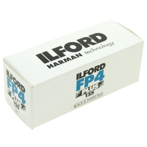 ILFORD FP4 PLUS at ISO 125 - 120 Film