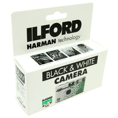 ILFORD B&W Single Use Camera with HP5+ Film ISO 400