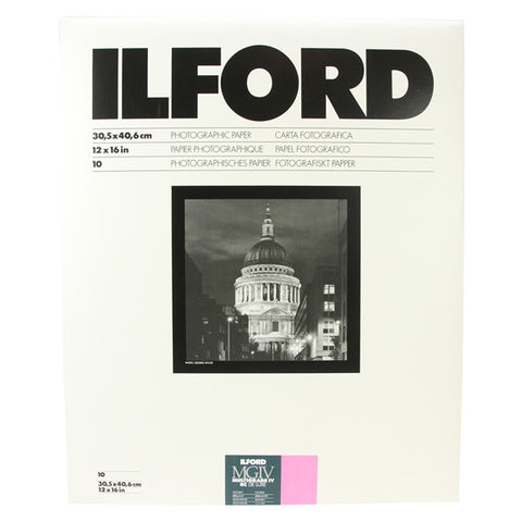 ILFORD MULTIGRADE IV RC Deluxe 12x16 Glossy - 10sh