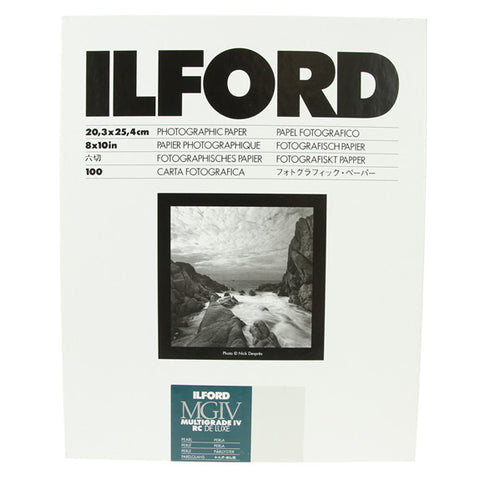ILFORD MULTIGRADE RC Deluxe 8x10 Pearl - 100sh