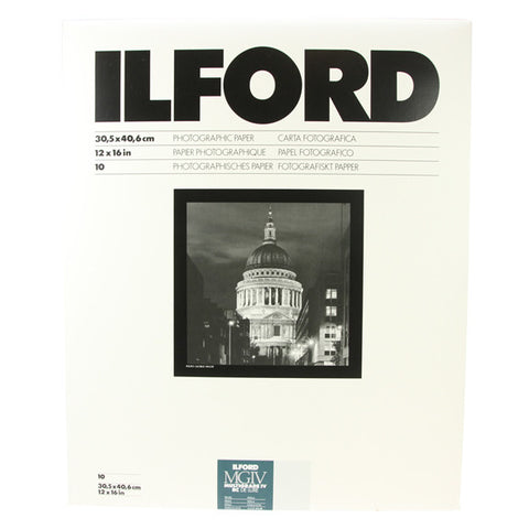 ILFORD MULTIGRADE RC Deluxe 12x16 Pearl - 10sh