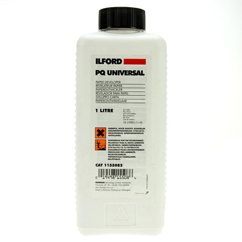 ILFORD PQ UNIVERSAL DEVELOPER 1 LITRE