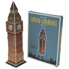 Make Your Own Landmark Big Ben Craft Kit