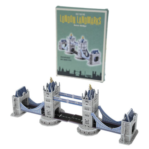 Make Your Own Landmark Tower Bridge Craft Kit