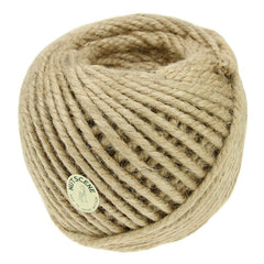 Nutscene Chunky Ball  Soft Jute Twine 95mts - Natural