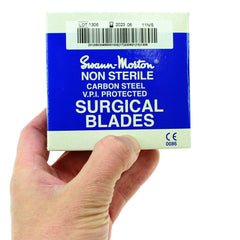 Swann Morton - No.11 Spare Blades Box of 100