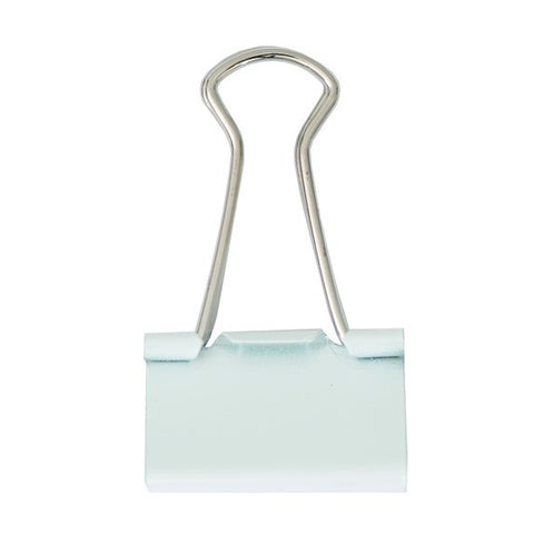 Rico - Binder Clips 32 mm. White 6 Pcs
