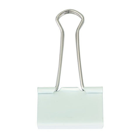 Rico - Binder Clips 41 mm. White 2 Pcs