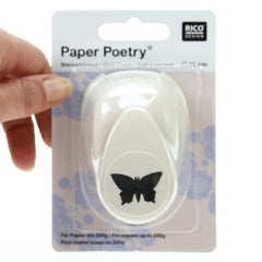 Rico - Punch - Butterfly 25mm x 25mm