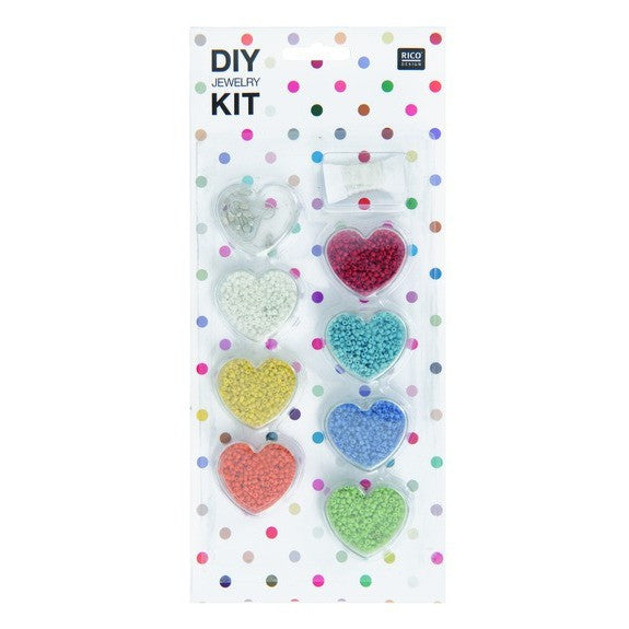 Rico - Diy Jewellery Kit Multico. Opa. 12x27x1.5cm. Diy Jewellery Kit