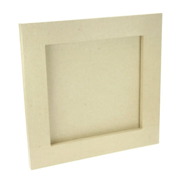 Square Kraft Photo Frame 420x420mm