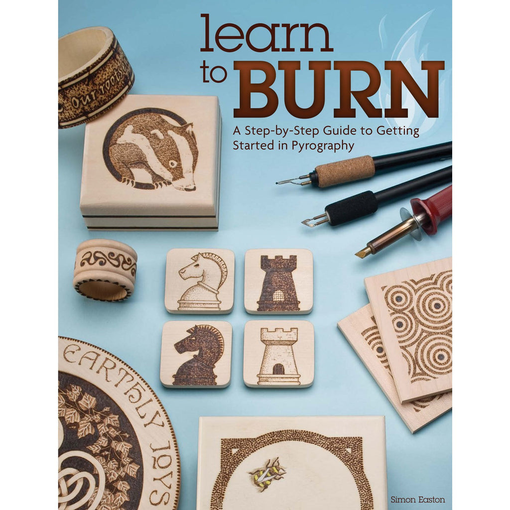 Learn to Burn Book