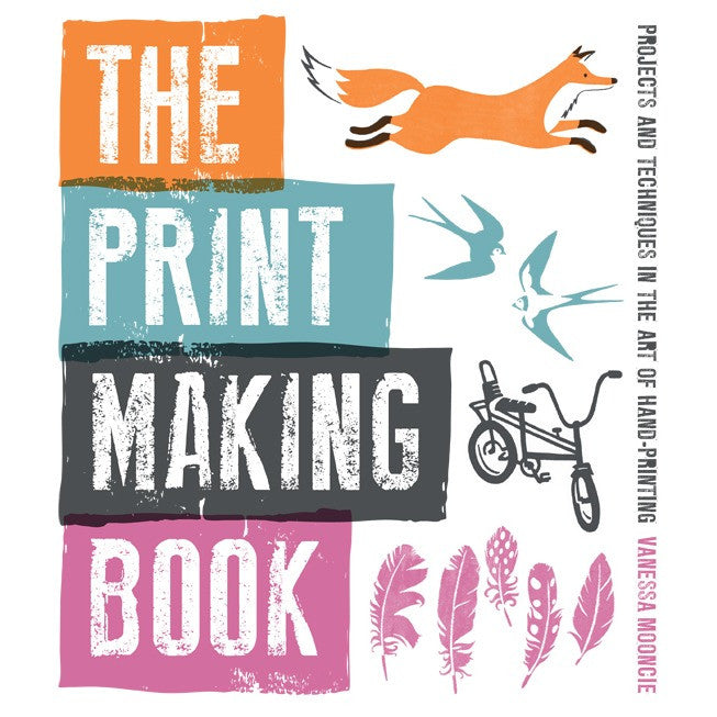 Print Making Book, The Book