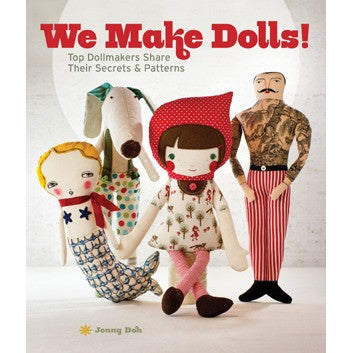 We Make Dolls! Book