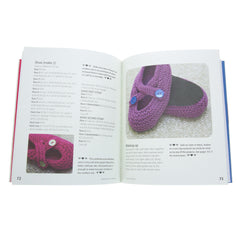 Baby Booties and Slippers Book