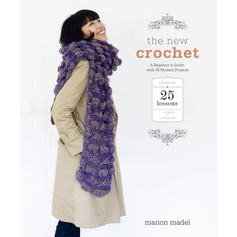 New Crochet, The Book