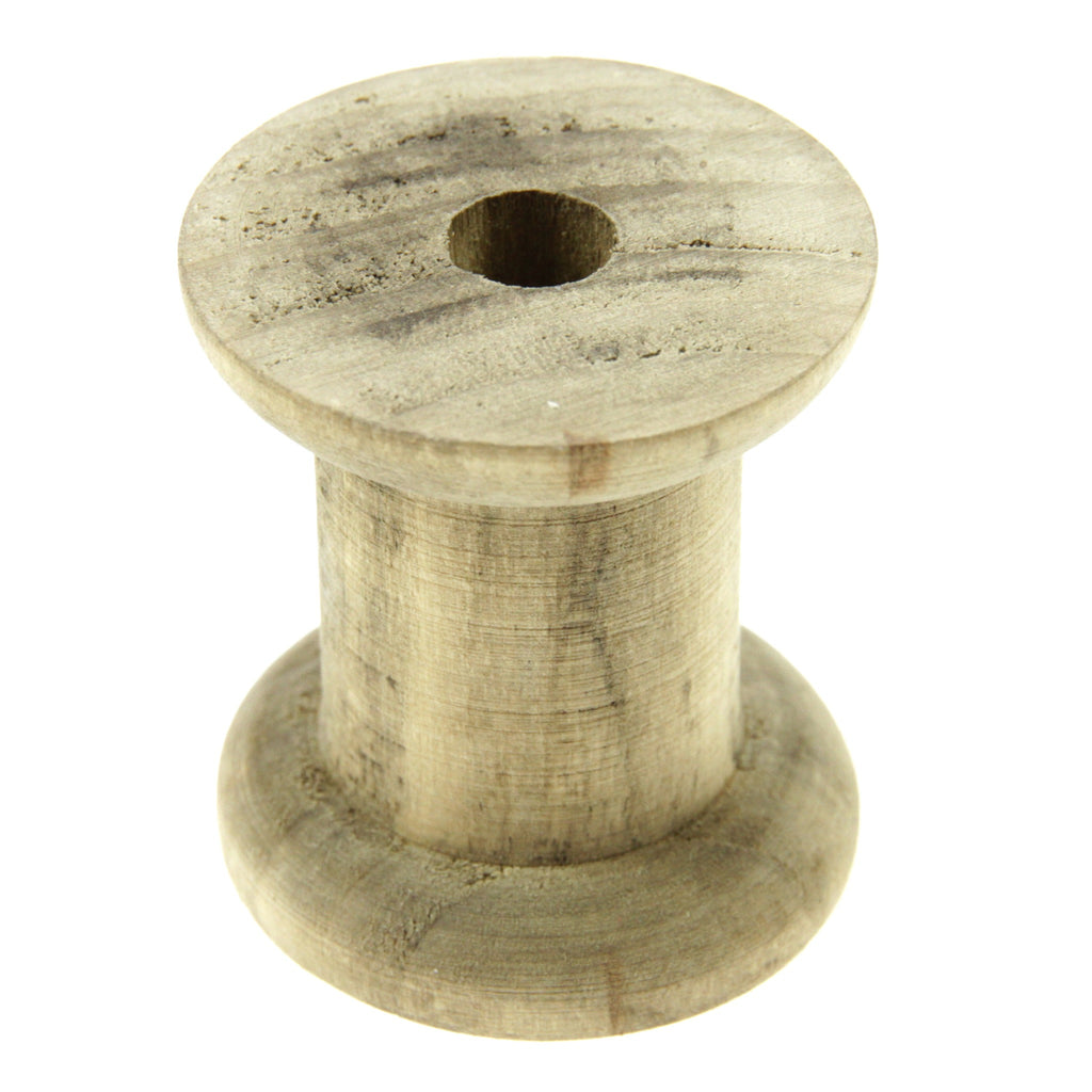 Wooden Spool - Short