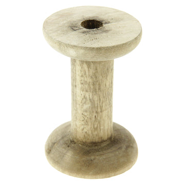 Wooden Spool - Long Thin