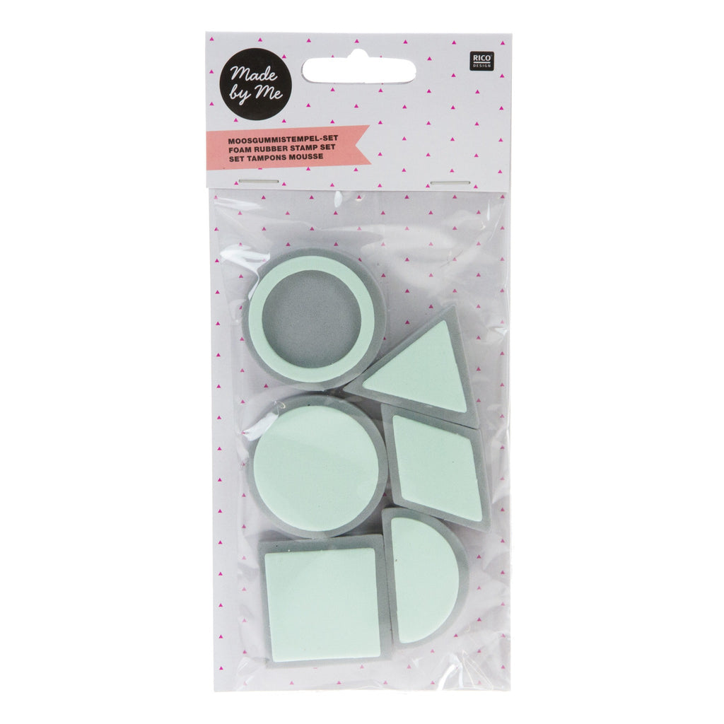 Rico - Foam Rubber Stamp Shapes