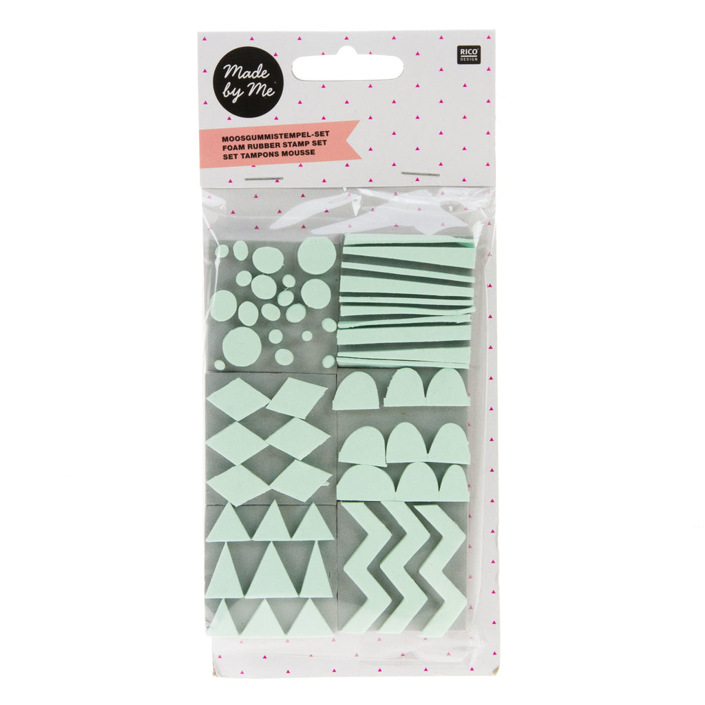 Rico - Foam Rubber Stamp Patterns