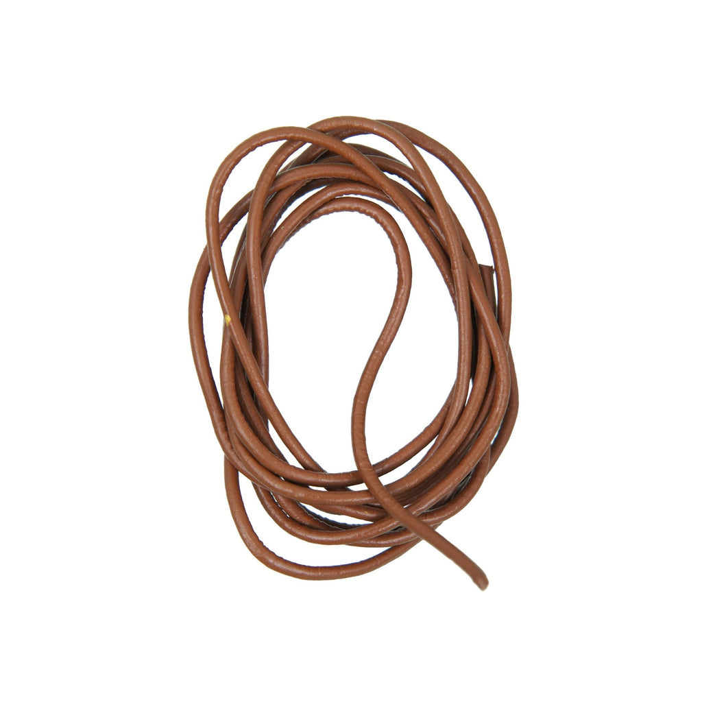 Rico - Leather-Cord Lg Brown 2mm-1M