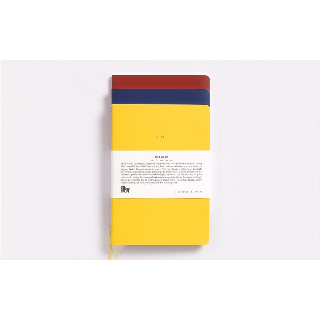 School of Thought Notebooks: The Bauhaus