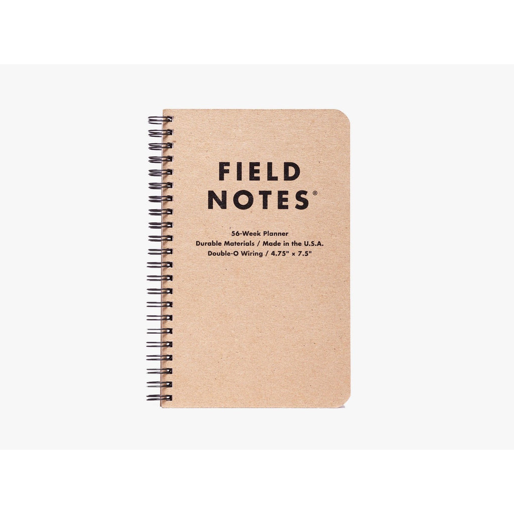 FIELD NOTES 56-Week Planner