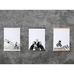 Magnetic Print Frames - A3 - White