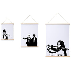 Magnetic Print Frames - A1 - White