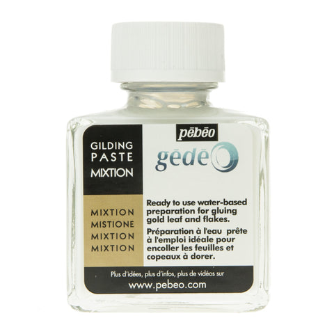 Gedeo Gilding Paste 75ml