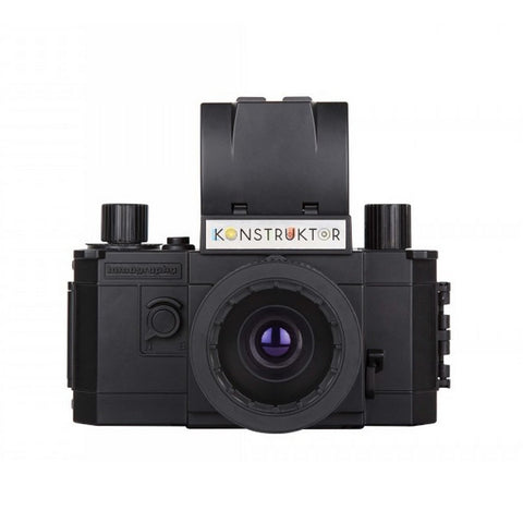 Lomography Flash Konstruktor - Build Your Own 35mm SLR Camera