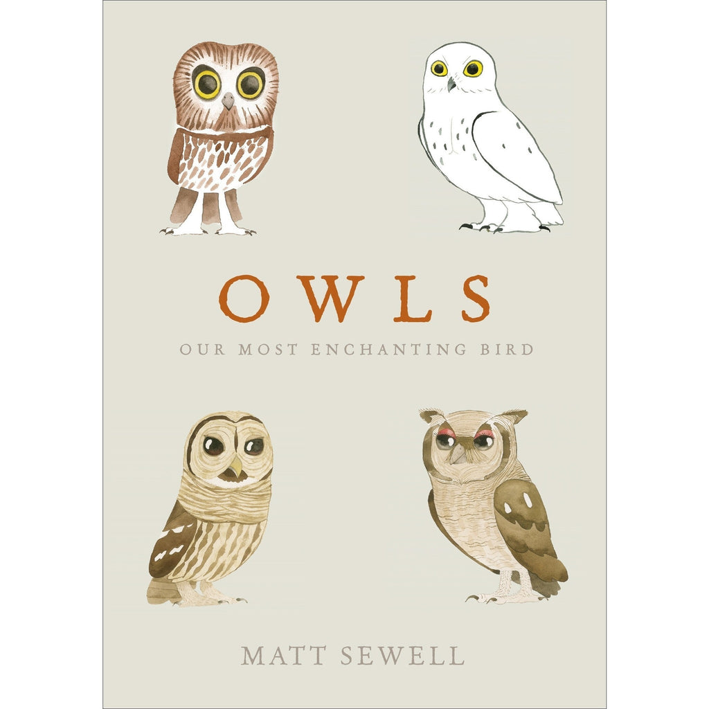 Owls: A Guide To The WorldS Favourite Bird