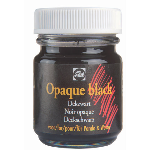 TALENS Wasco Opaque Black 50ml