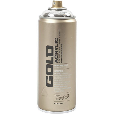 MontanaGOLD 400ml Silver Chrome